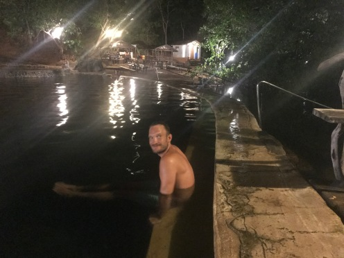 Maquinit Hot Springs, Coron