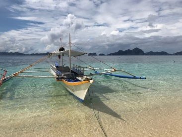 Seven Commandos Beach, El Nido Tour A